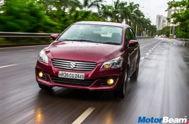 Maruti Ciaz SHVS Long Term Review – Initial Report