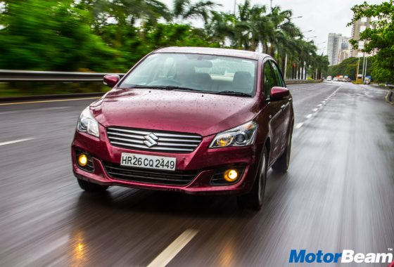 Maruti Ciaz SHVS Long Term Review - Initial Report