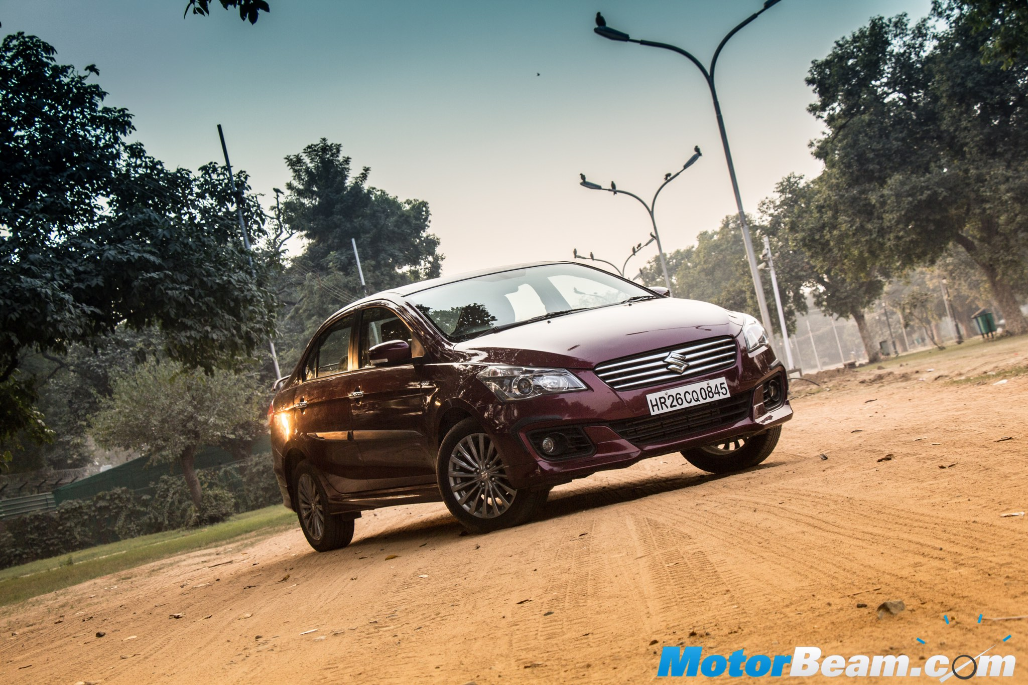 Maruti Ciaz SHVS Review