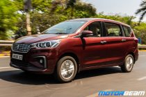 Maruti Ertiga Petrol Long Term Review – First Report