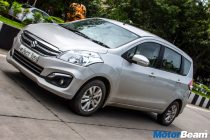 Maruti Ertiga SHVS Review Test Drive