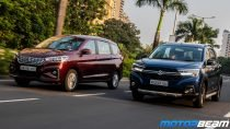 Maruti Ertiga vs Maruti XL6 Video