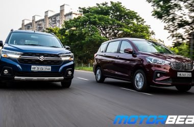 Maruti Ertiga vs Maruti Xl6 Thumbnail English Video