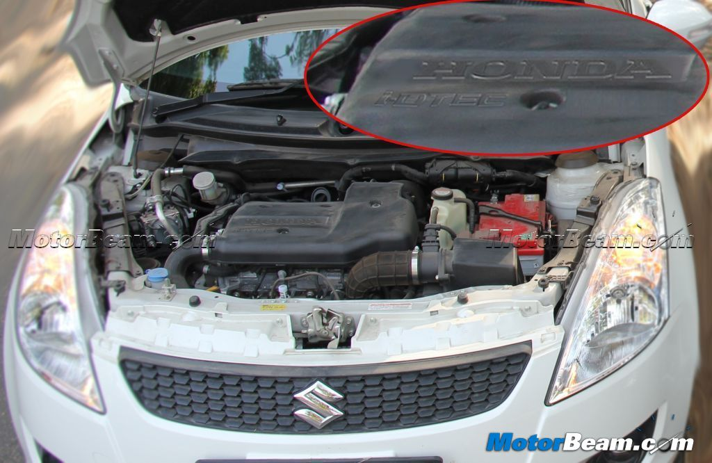 Maruti Honda Diesel Engines
