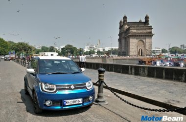 Maruti Ignis Gateway Of India