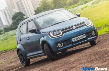 Maruti Ignis Long Term