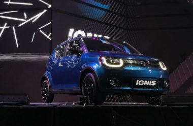 Maruti Ignis Launched, Priced From Rs. 4.59 Lakhs