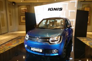 Maruti Ignis Production Model