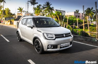 Maruti Ignis Alpha AMT Launched, Priced From Rs. 7.01 Lakhs