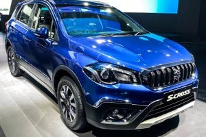 Maruti S-Cross Auto Expo 4