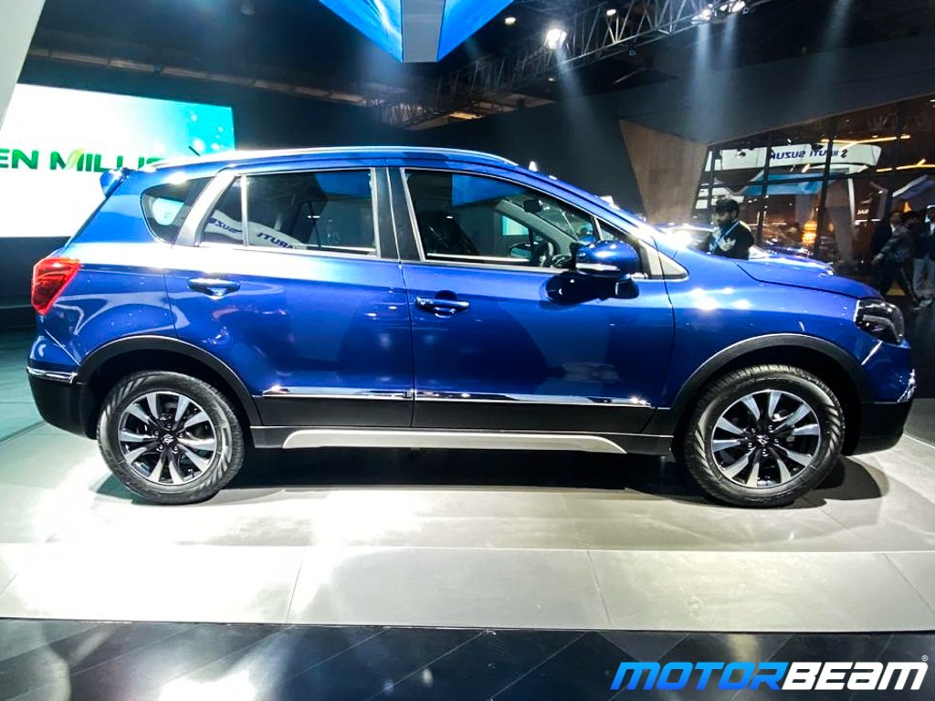 Maruti S-Cross Auto Expo 5