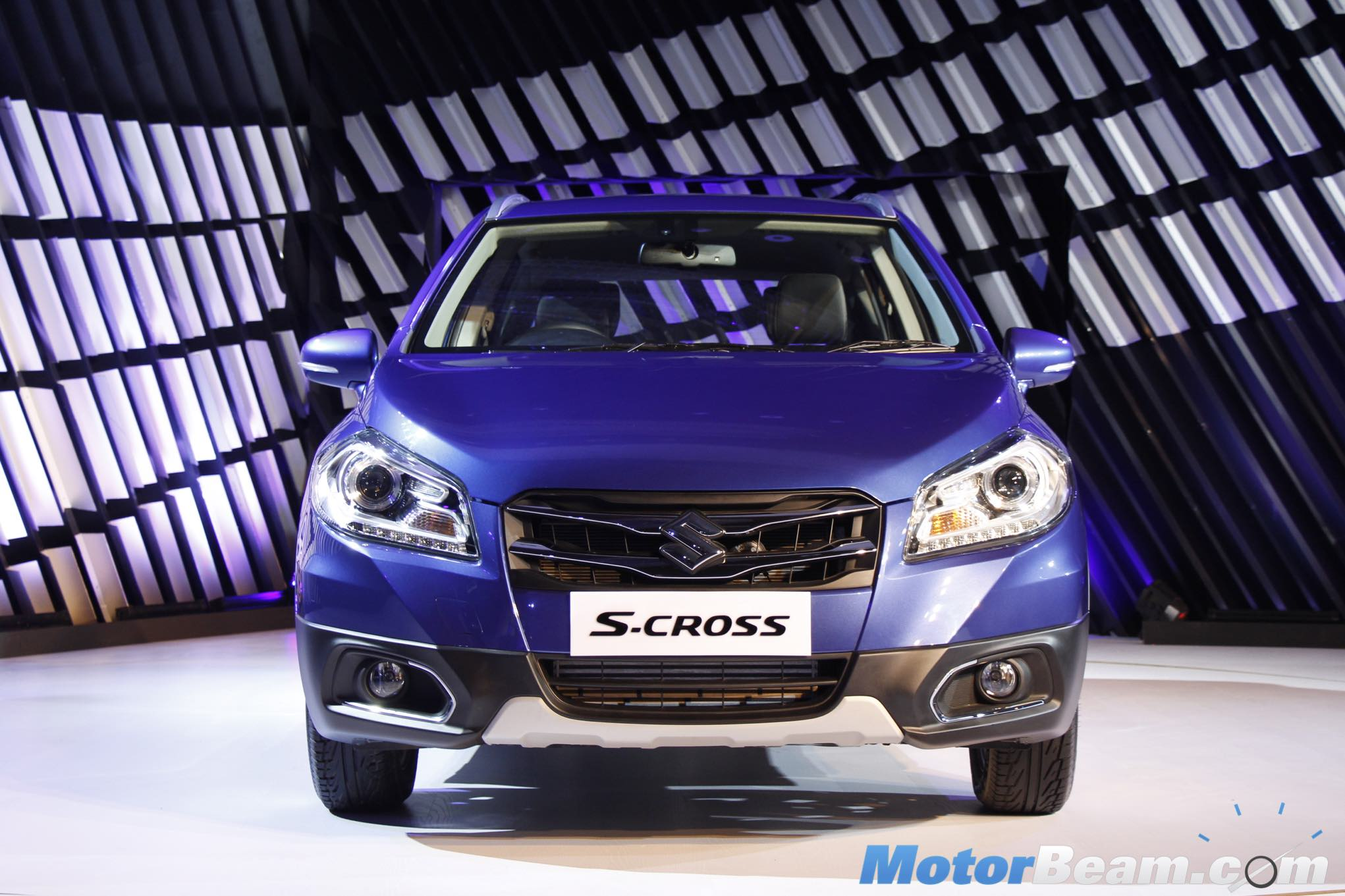 Maruti S-Cross Front