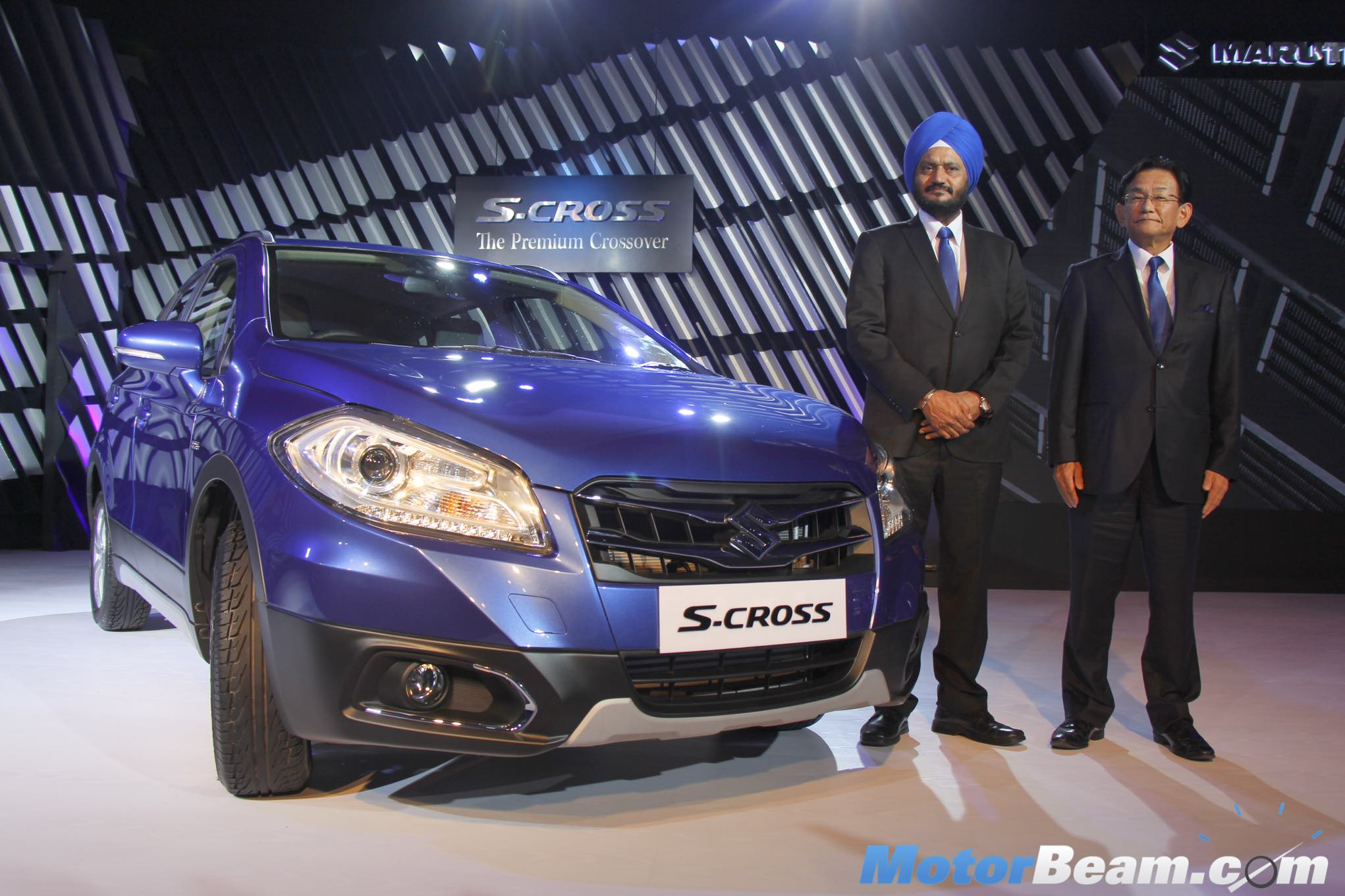 Maruti S-Cross Launch