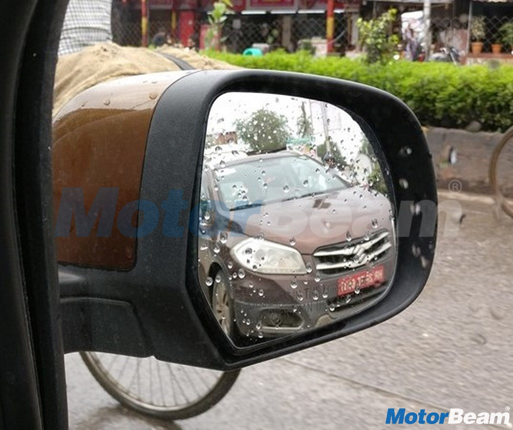 Maruti S-Cross With New Engine Spotted Front