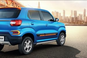 Maruti S-Presso Accessory Package Price