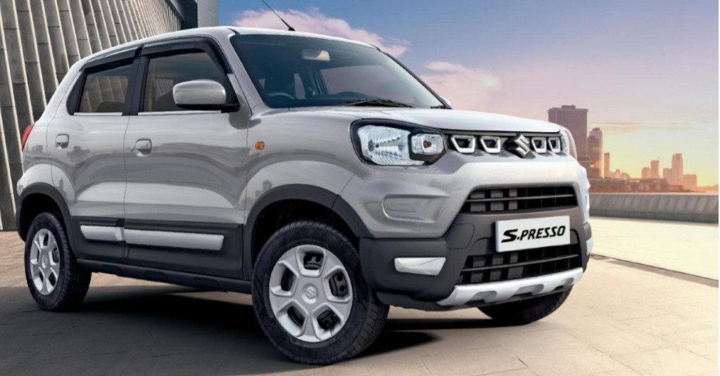 Maruti S-Presso Expedition Package Price