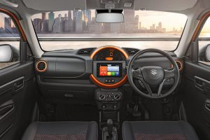 Maruti S-Presso Interior Official Reveal