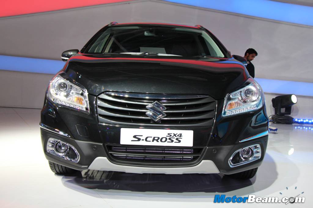 Maruti SX4 S-Cross