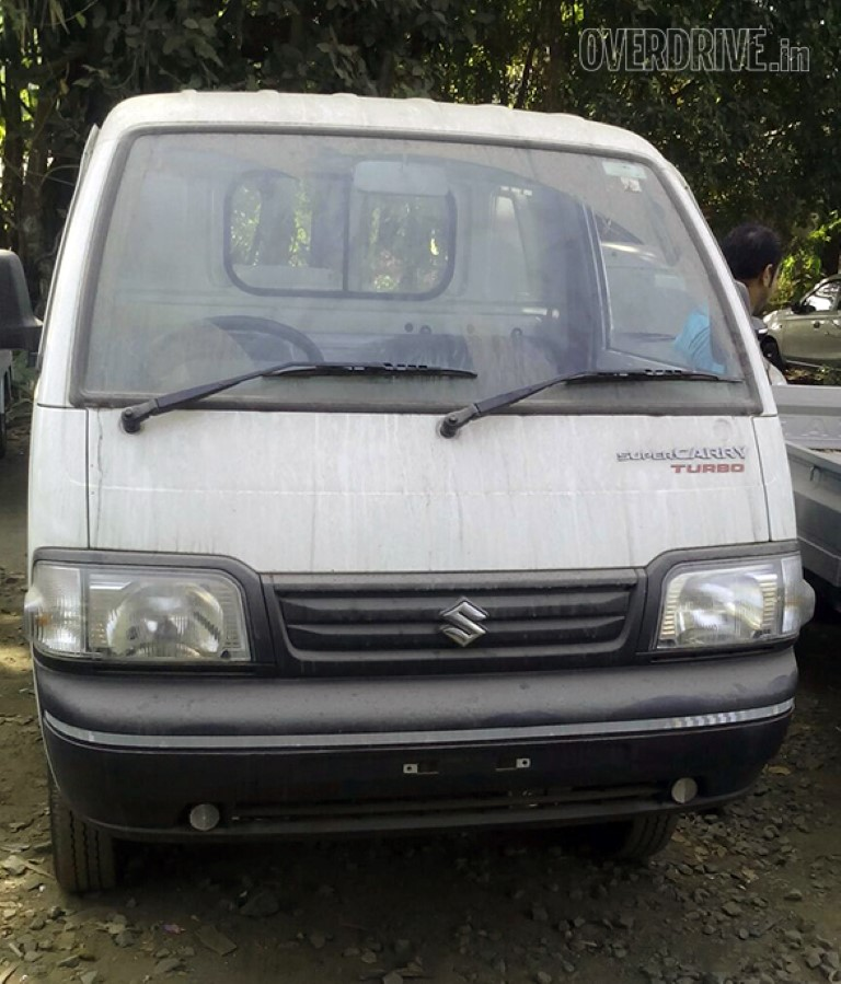 Maruti Super Carry Turbo Front