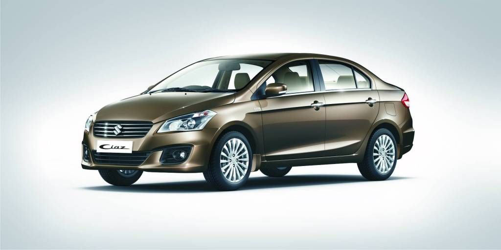 Maruti Suzuki Ciaz First Look