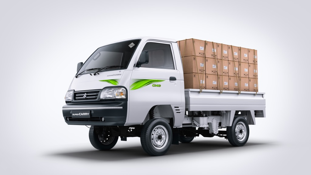 Maruti Suzuki Super Carry BS6 S-CNG