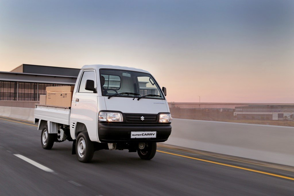 Maruti Suzuki Super Carry Body