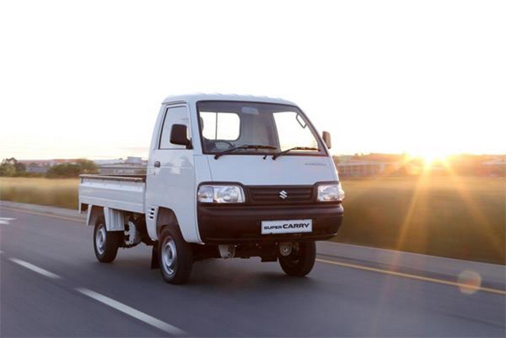 Maruti Suzuki Super Carry Front
