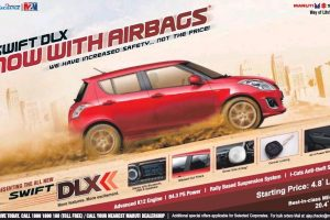 Maruti Swift DLX