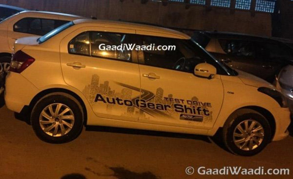 Maruti Swift DZire AMT