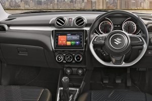 Maruti Swift Dashboard
