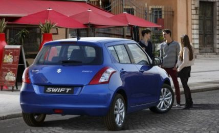Maruti Swift Facelift
