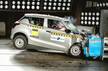 Maruti Swift Global NCAP