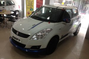 Maruti Swift RS Pictorial Review