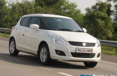 Maruti Swift Service Costs
