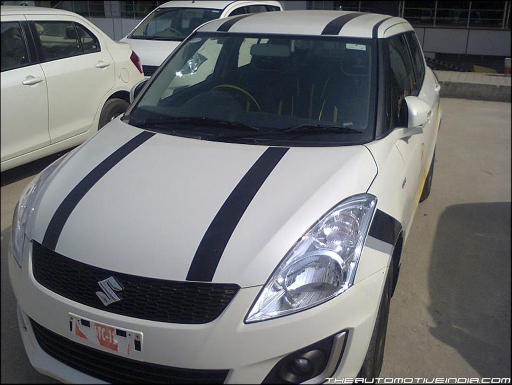 Maruti Swift Windsong Edition Front