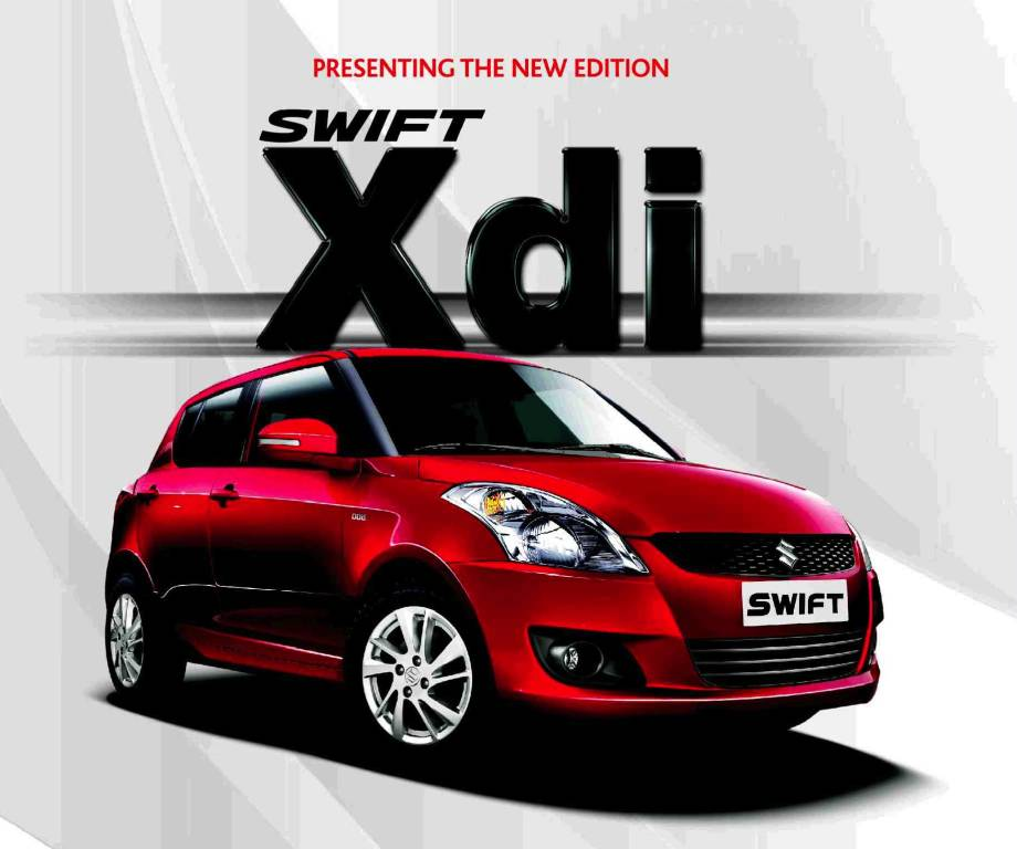 Maruti Swift XDi