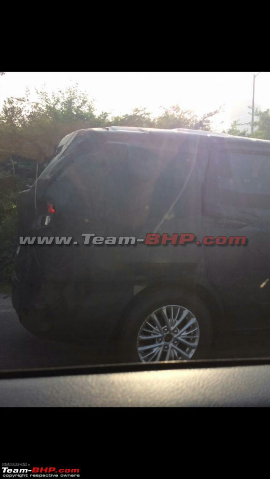 Maruti Upcoming 7-Seater MPV India