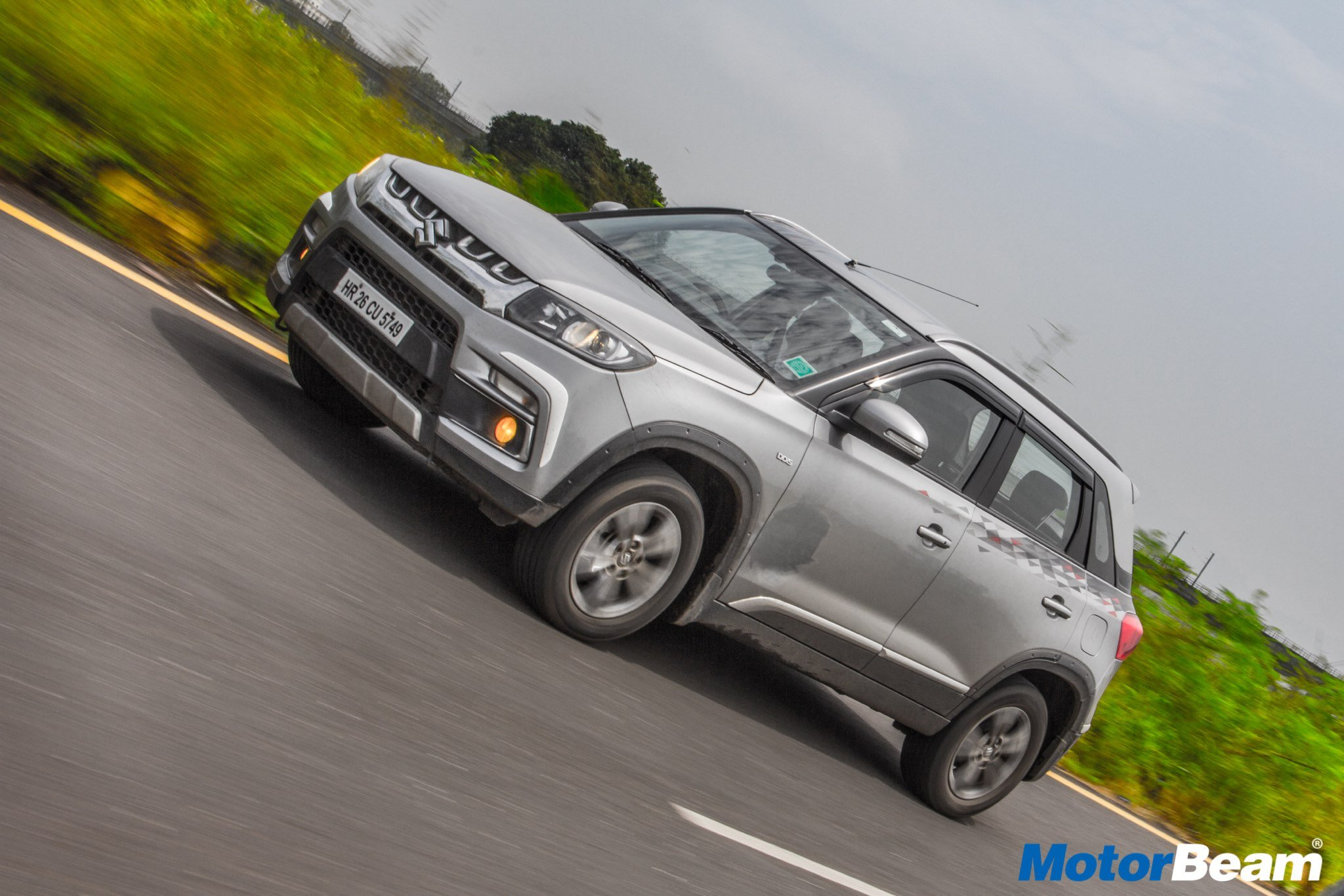 Maruti Vitara Brezza Petrol Coming This Fiscal Year | MotorBeam