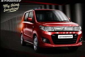 Maruti Wagon R Stingray Tagline