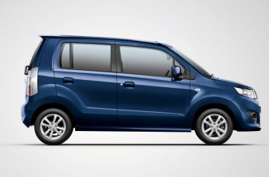 Wagon R EV Is First EV From Maruti, Launch In 2020