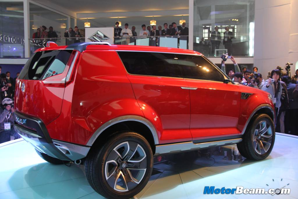 new car launches by maruti in 2013Marutis Upcoming Compact SUV To Get New 15L Diesel Engine