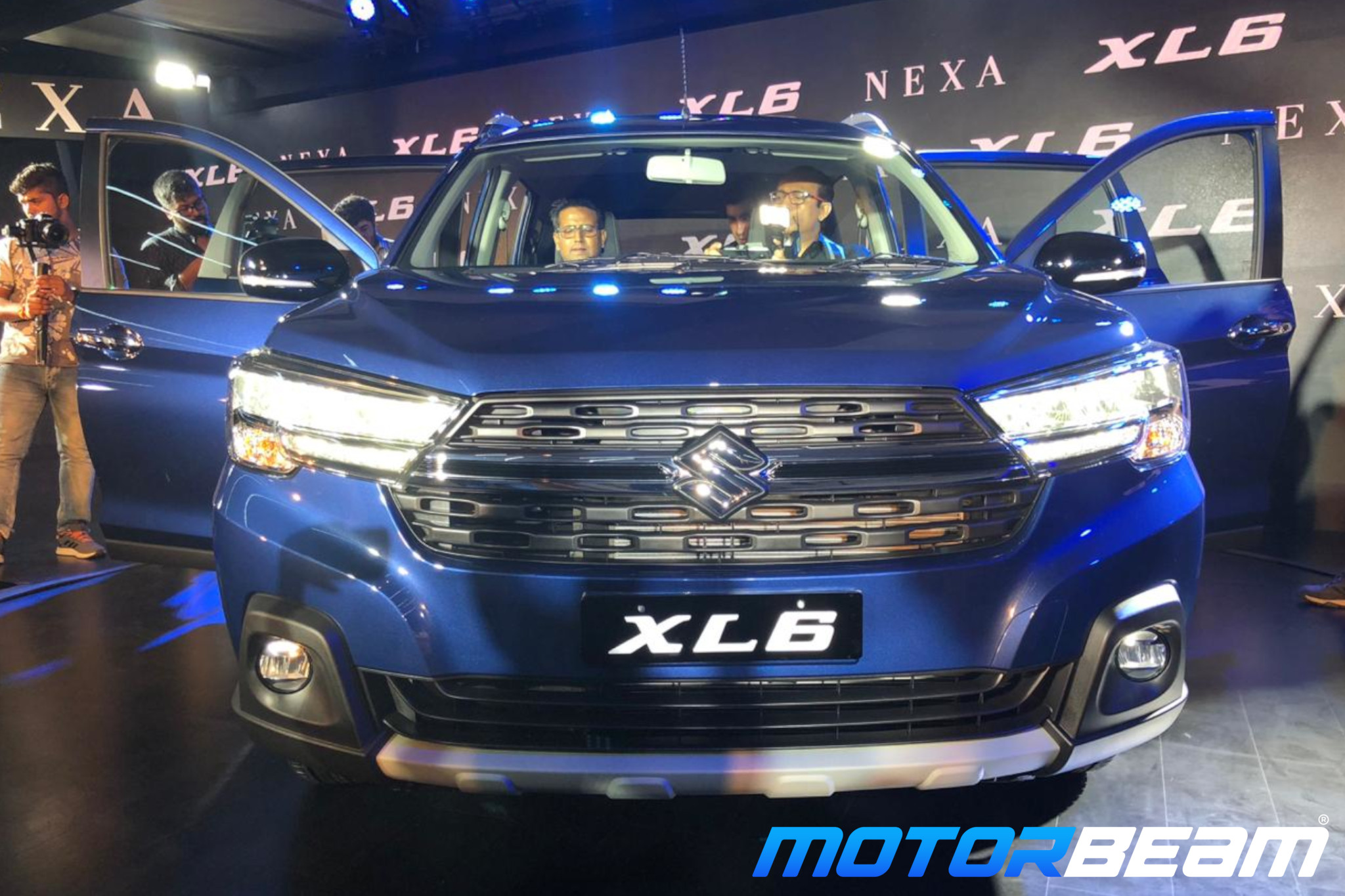 Maruti XL6 First Look Video