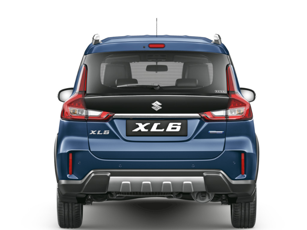Maruti XL6 Rear