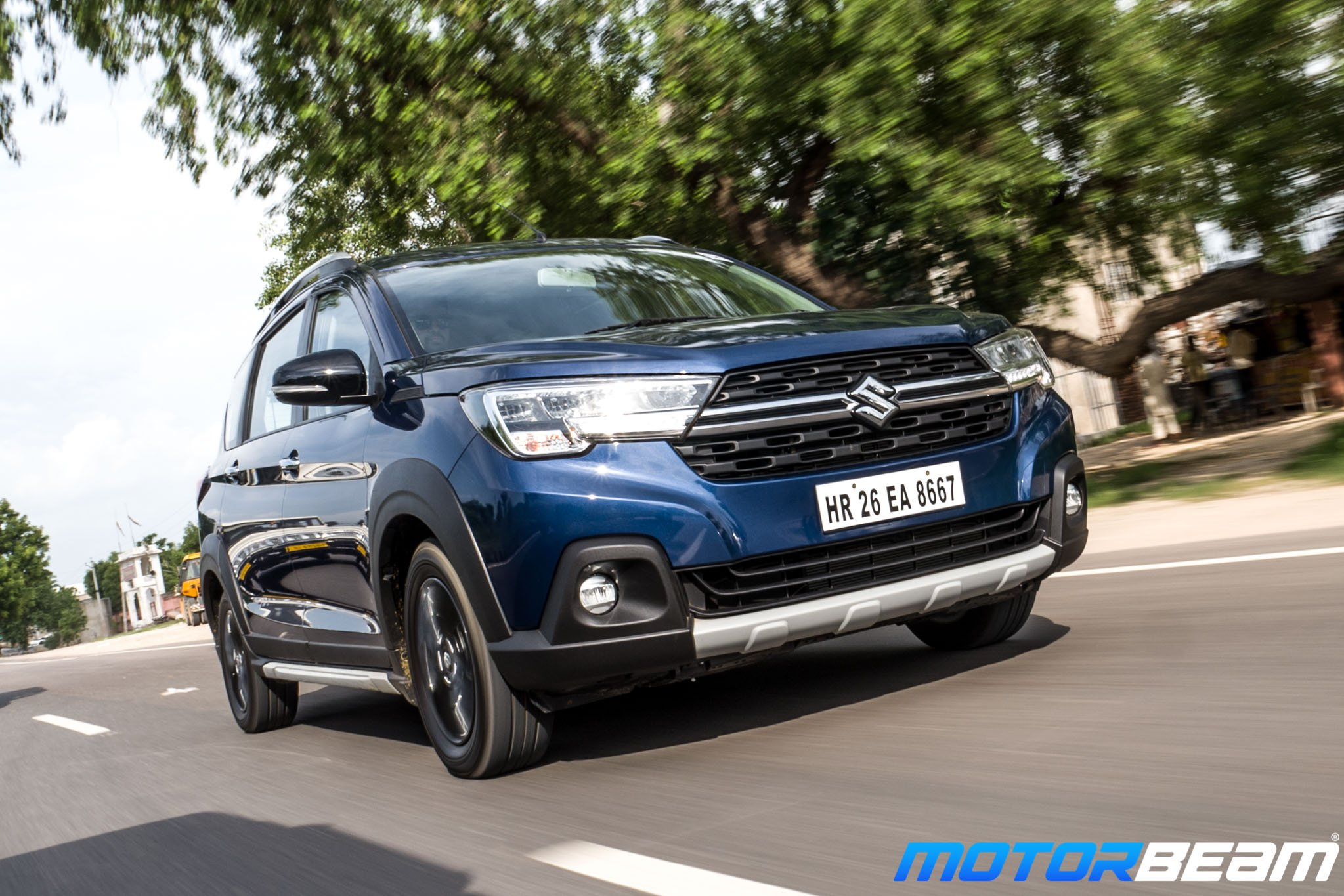 Maruti XL6 Review Test Drive