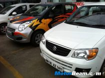 Maruti Cars At Dealership