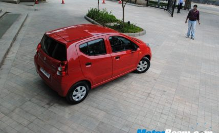 Maruti Suzuki A-Star AT