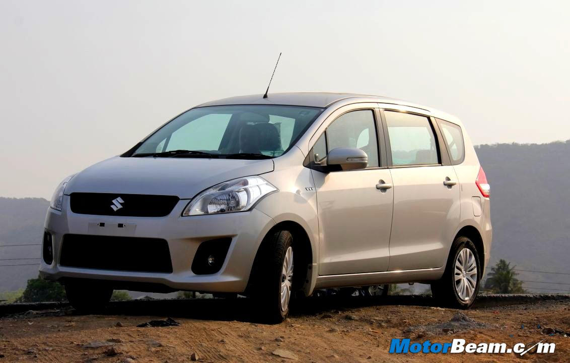 Maruti Suzuki Ertiga Test Drive Review