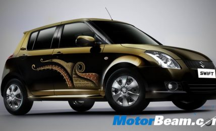 Maruti_Swift_Limited_Edition_Black