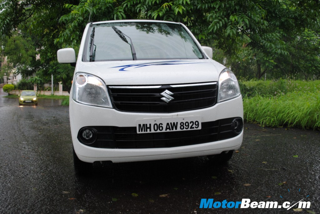 Maruti Wagon R Built