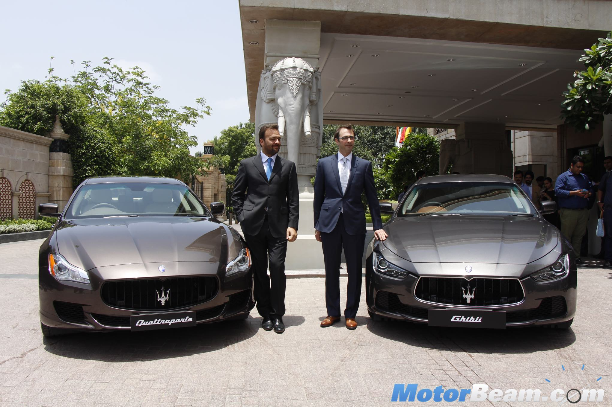 Maserati Officially Re Enters India With Launch Of 4 Models